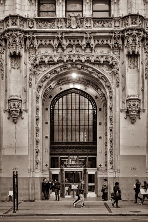 Photo of Woolworth Building, exterior
