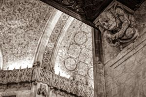 Photo of Woolworth Building, interior